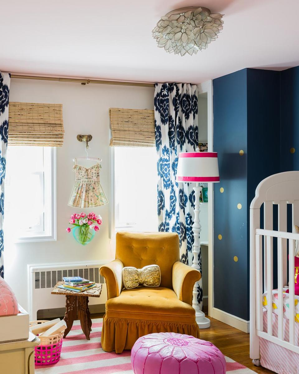 Tiny Yard Concepts To Make The Most Of A Little Room: In A Milton Colonial, Reinvented Bedrooms For Three Little