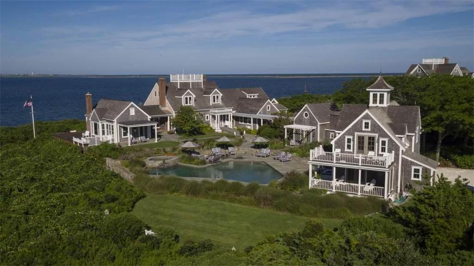 The most expensive homes for sale in massachusetts the for Nantucket property for sale