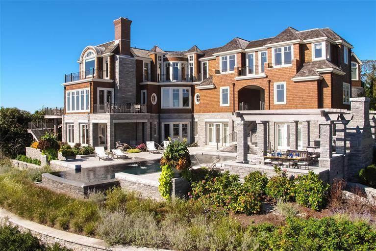 The most expensive homes for sale in massachusetts the for Most expensive house in massachusetts