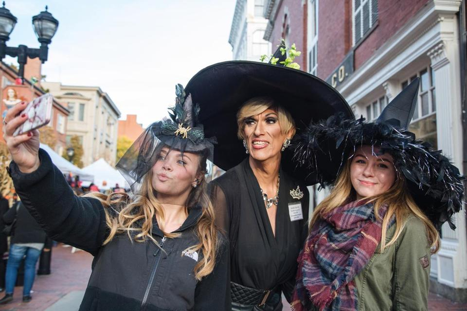 The fun (not the scary) Halloween in Salem - The Boston Globe