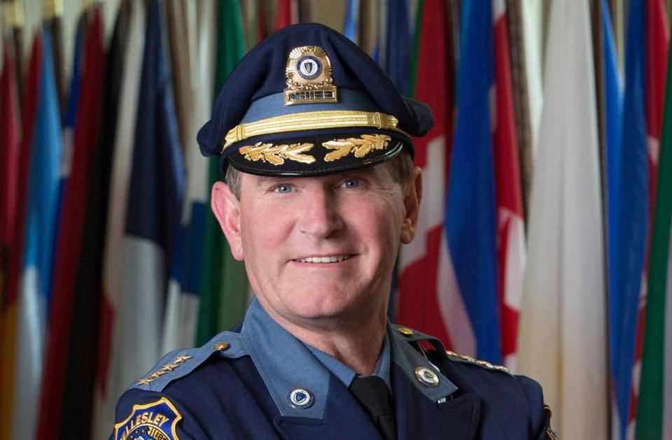wellesley police chief to head international group the boston globe