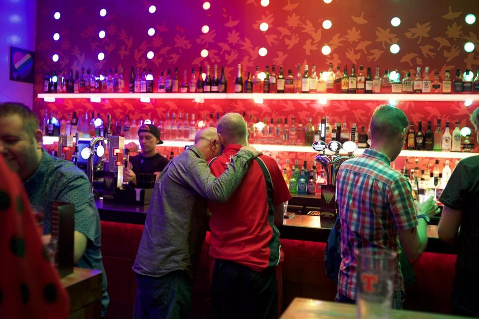 Delmonicas is a popular gay venue in Glasgow. Scotland is fast becoming one of the world's most inclusive countries.