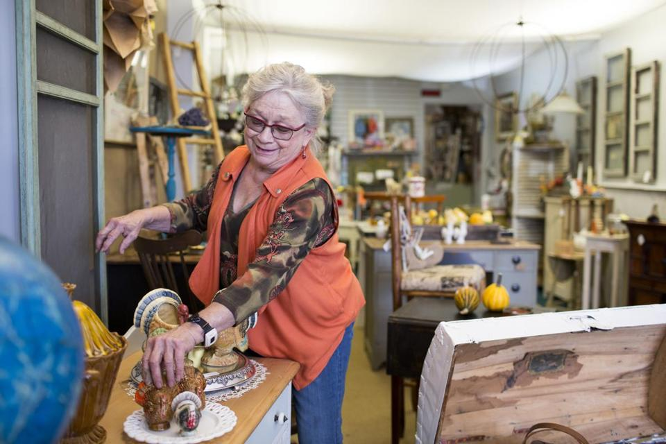 Vintage Furniture And Gifts With A Hippie Twist The Boston Globe