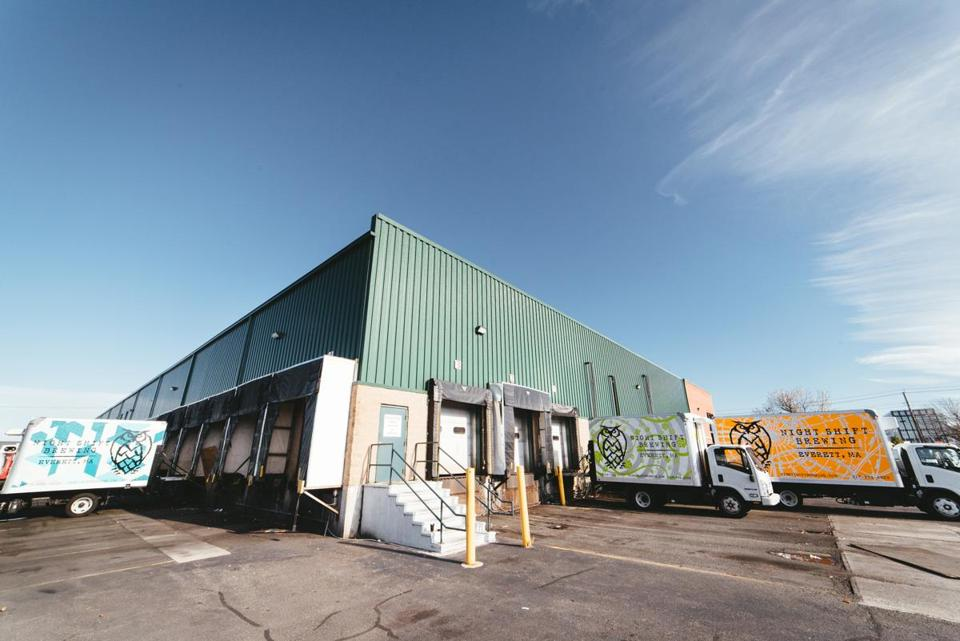 Night Shift Distributing began operations last week at a cold-storage warehouse in Chelsea.