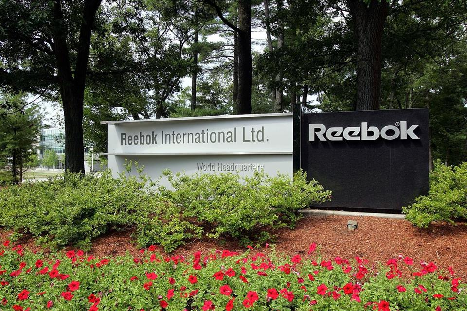 Adidas, Reebok's parent company, will put the nearly 60-acre Canton campus on the market once Reebok leaves.