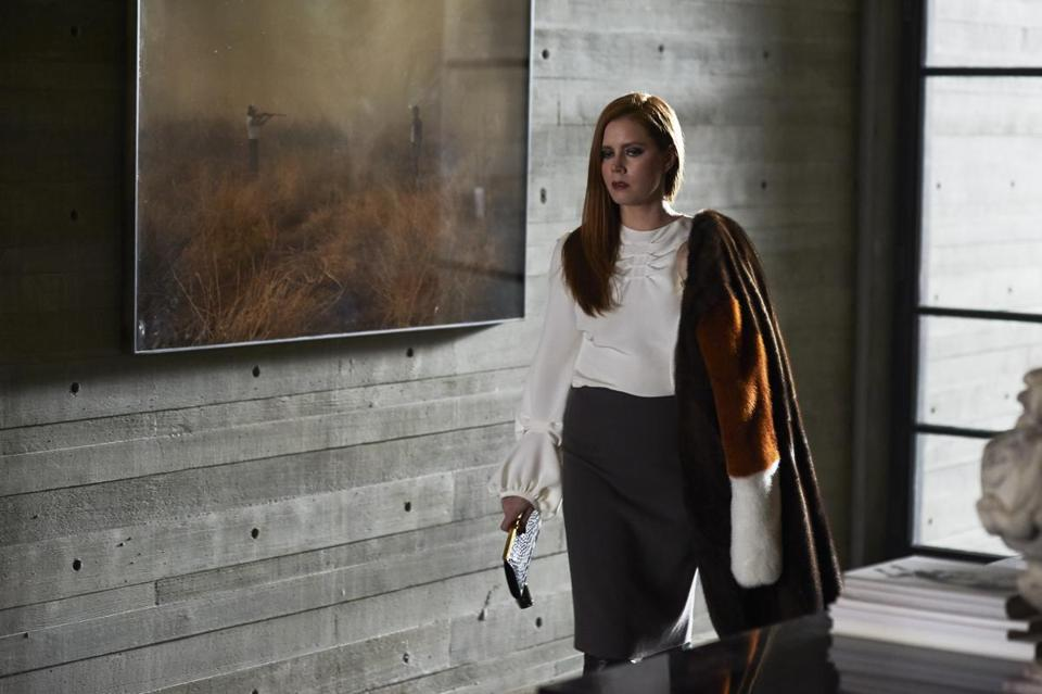 "Amy Adams stars in Tom Ford's ""Nocturnal Animals."""