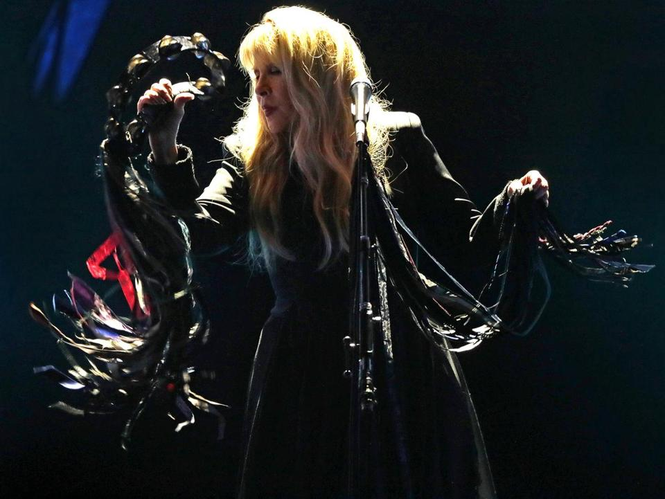 A Trunk of Treasures from Stevie Nicks and The Pretenders at TD Garden