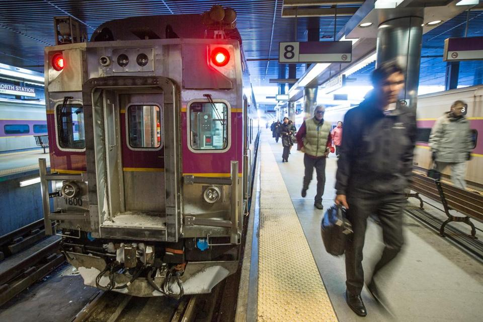 Mbta Could Test Daily Commuter Rail Trains From South