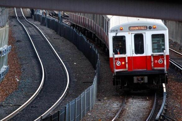 Three 15-year-old girls allegedly assaulted a woman they thought was an immigrant on an MBTA Red Line train.