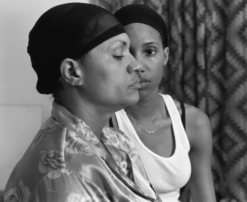"LaToya Ruby Frazier's ""Momme,"" at the PRC."