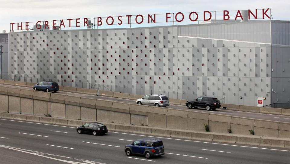 The Greater Boston Food Bank has tapped into the Boston-based food-matching platform Spoiler Alert.