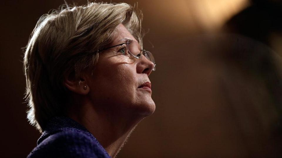 Senator Elizabeth Warren is coming out against the bill, aimed at boosting medical innovation.