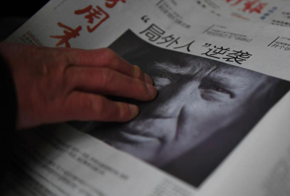 Image result for Trump's call pleases Taiwan but inflames relationship with China