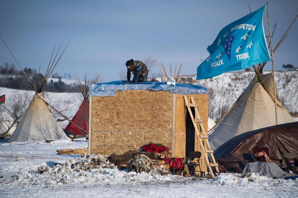 Sioux Shelter