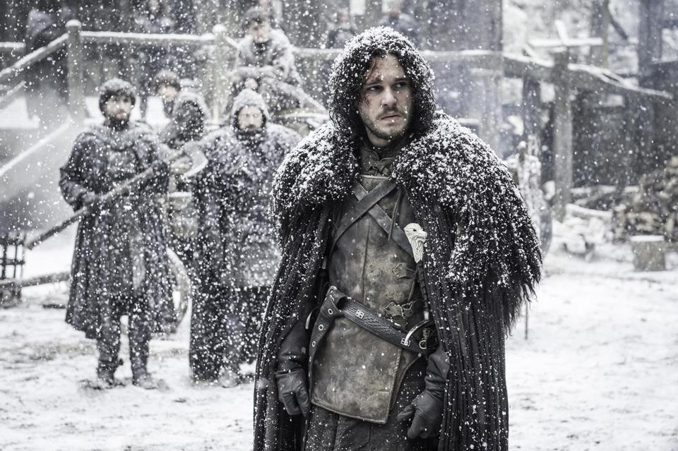 "Enter the world of Jon Snow via the ""Game of Thrones"" edition of Monopoly."