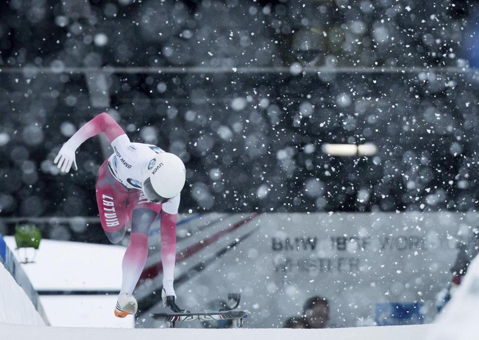Latvia's Lelde Priedulena will be one of the competitors not taking part in the skeleton world championships in Sochi.