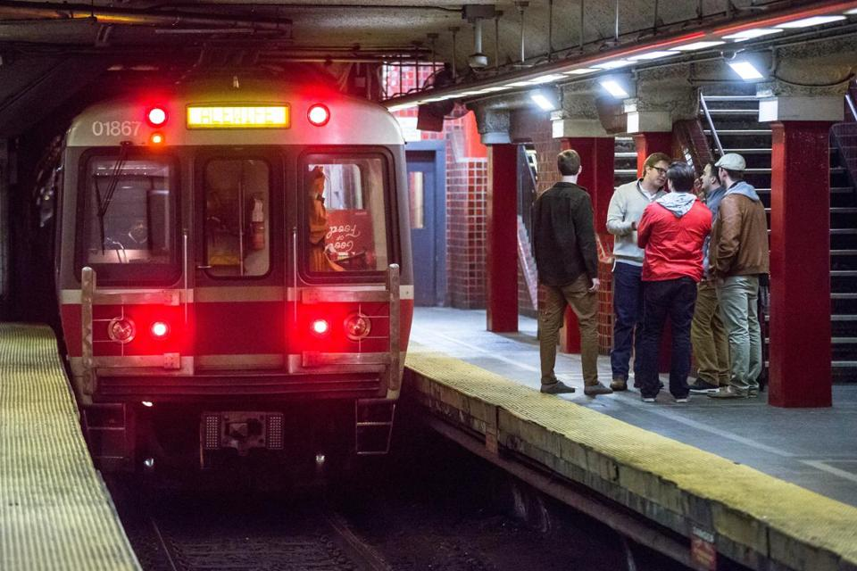 Officials say that buying extra Red Line cars from China Railroad Rolling Stock will allow the company to better maintain the T's fleet because the Orange and Red line fleets will be standardized.