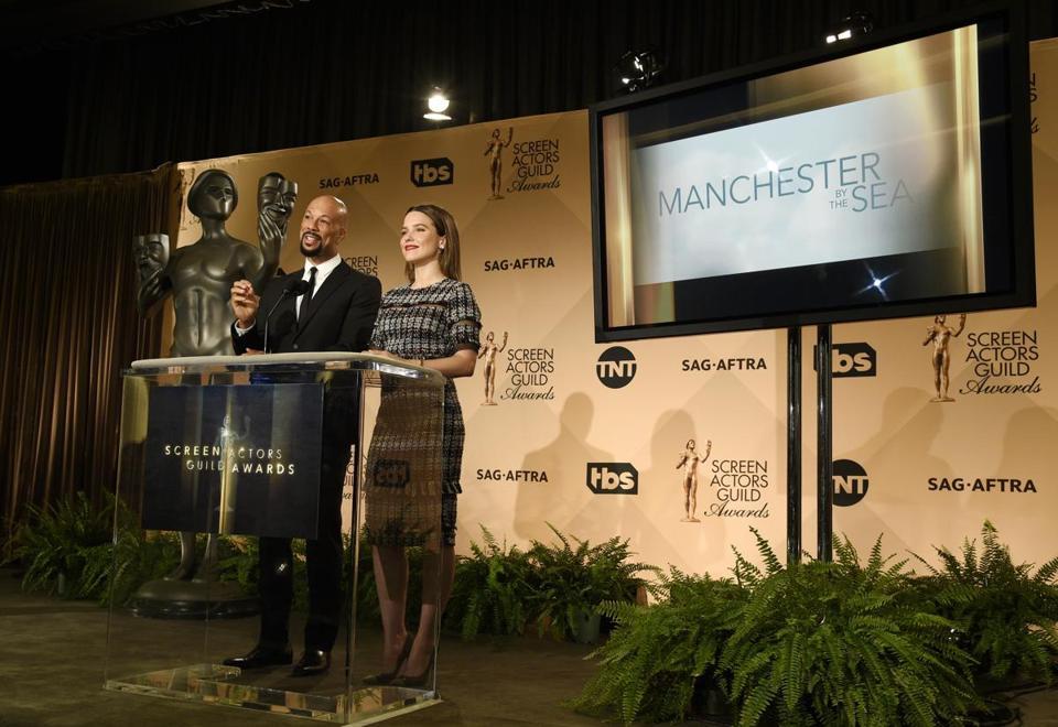 SAG Awards 2014 Winners List: 'American Hustle,' Matthew ... |Motion Actors Guild