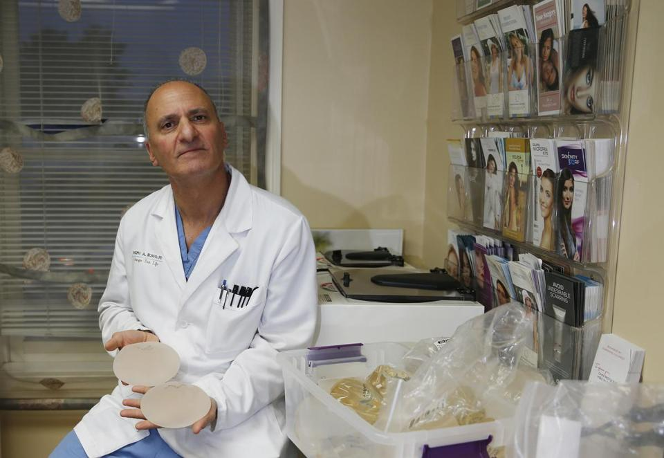 Breast implant research paper