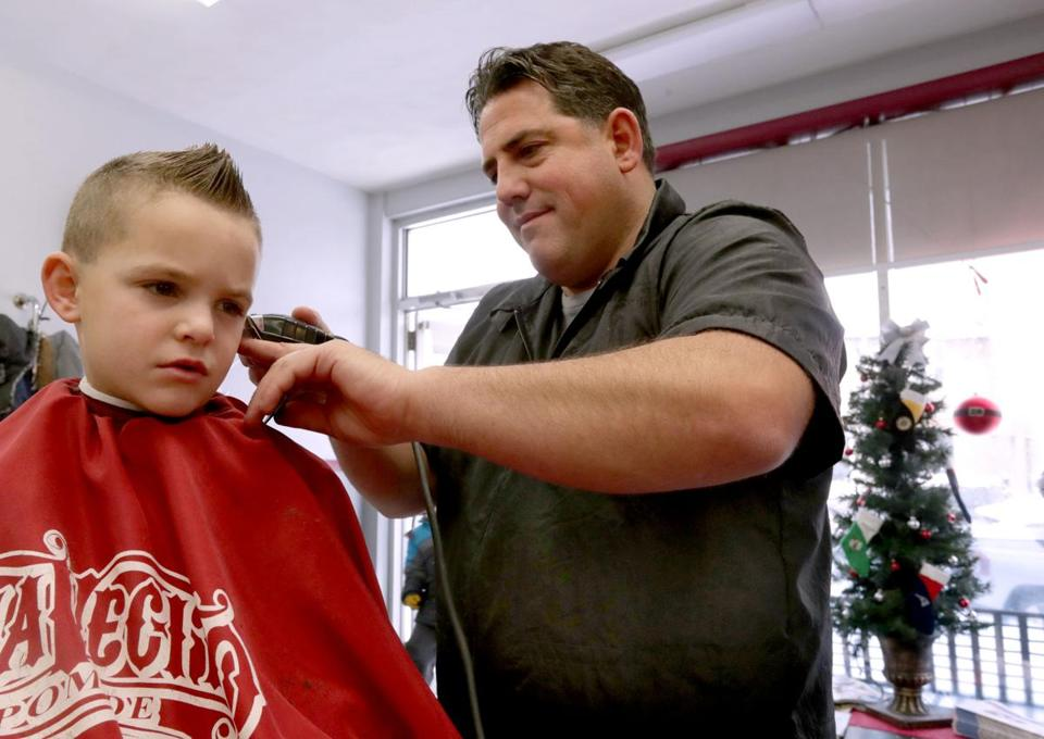 Barbering Is The Oldest Legal Trade In The World The Boston Globe