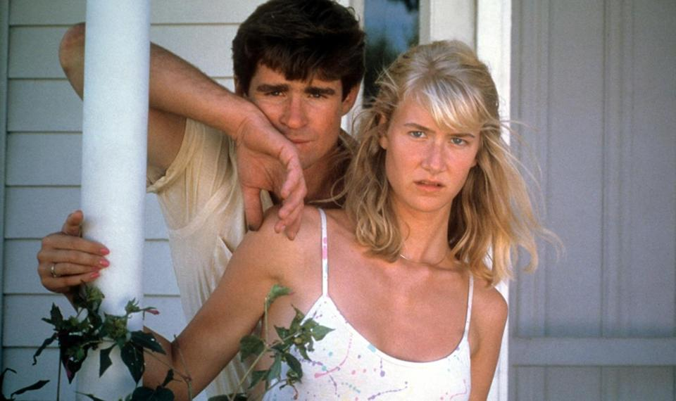 "Treat Williams and Laura Dern star in ""Smooth Talk,"" screening at the MFA as part of its film series ""Woman Inherits the Earth: The Films of Laura Dern."""