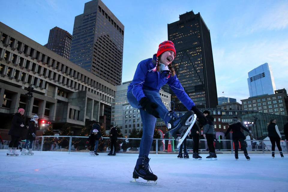 Is Boston Winter The Best Thing To Happen To City Hall