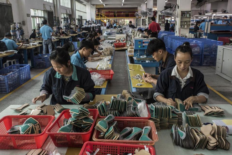 China Shoe Manufacturing Company Ethopia