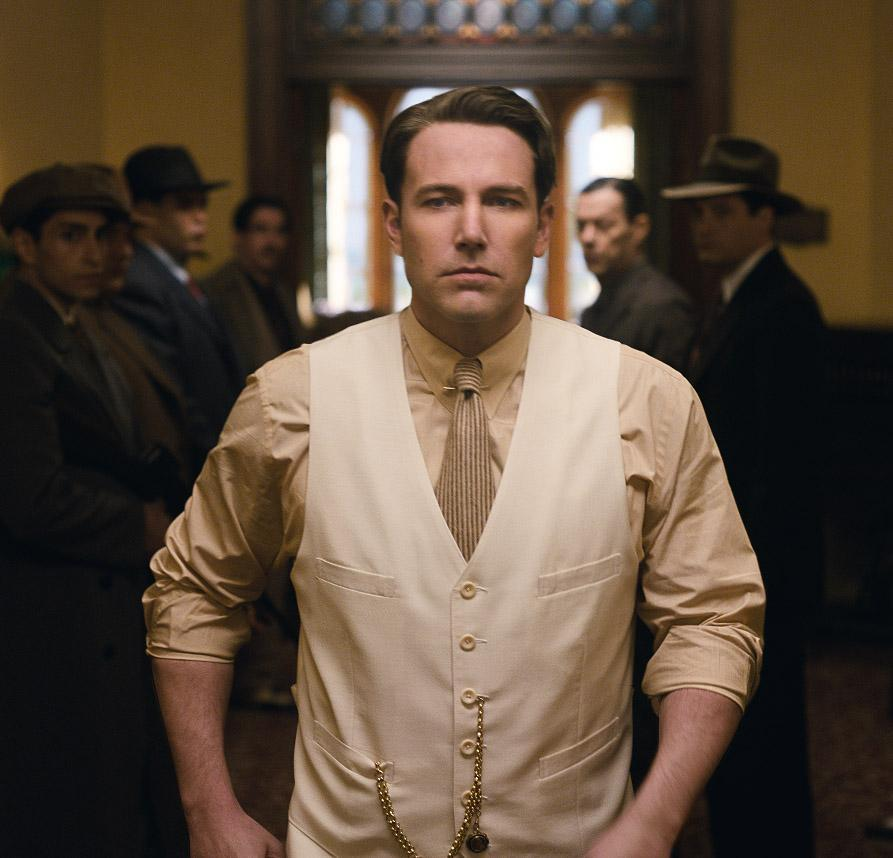 "Ben Affleck wrote, directed, and stars in ""Live by Night."""