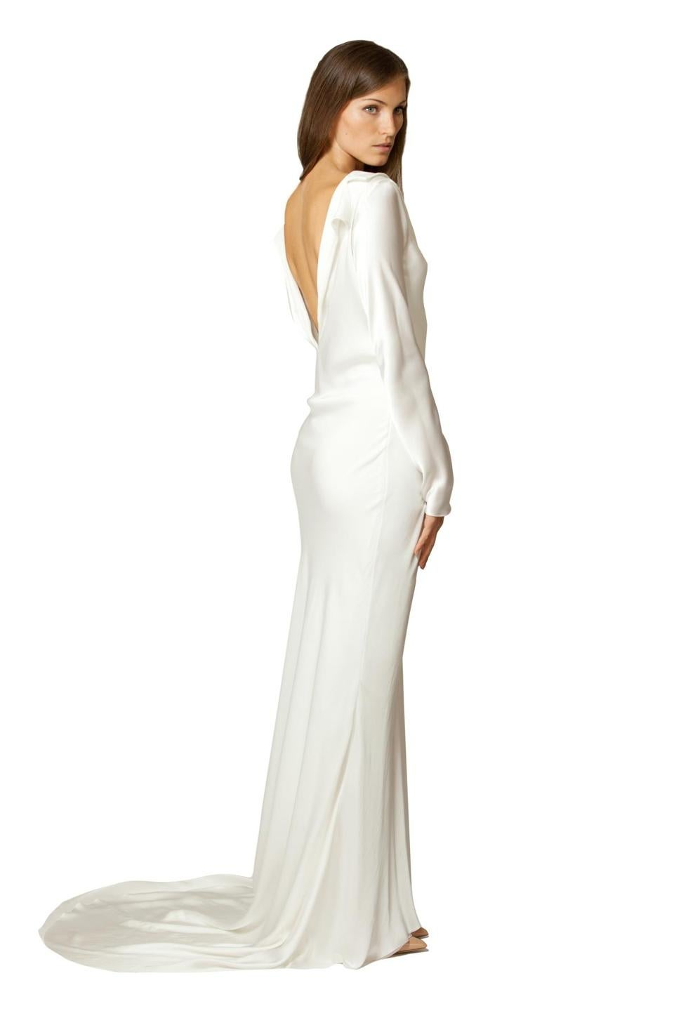 10 wedding gown trends (minus the pouf) for 2017 - The Boston Globe