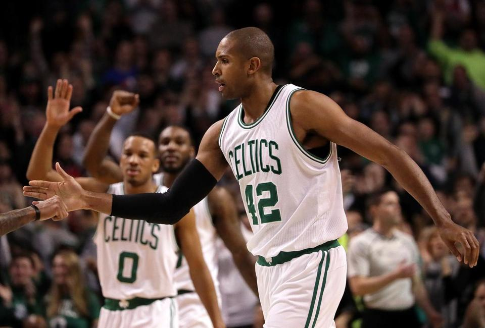The Celtics  uniforms will have a GE logo on them next season. da56d06bf