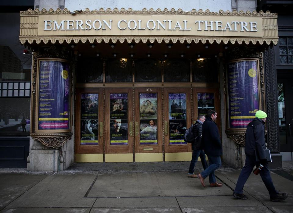 The London-based Ambassador Theatre Group will operate the 117-year-old Colonial Theatre, which has been shuttered for more than a year.