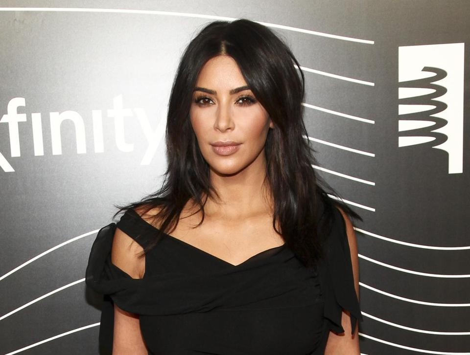 According to reports, at least 16 arrests have been made in connection with the October robbery of Kim Kardashian West (above) in Paris.