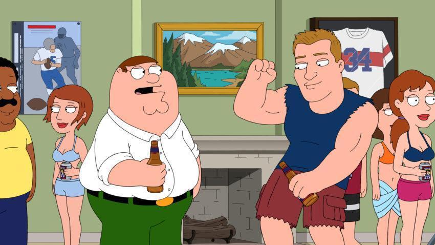 Image result for Rob Gronkowski Family Guy