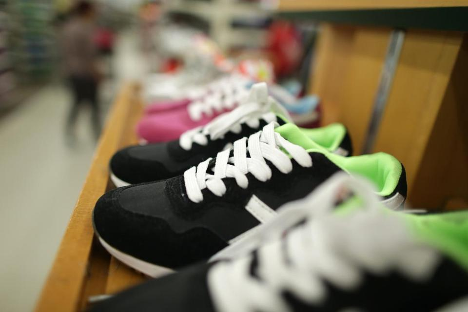 fba810e86af5 Comfier shoes appear here to stay  Sneakers trend upends shoe retail ...