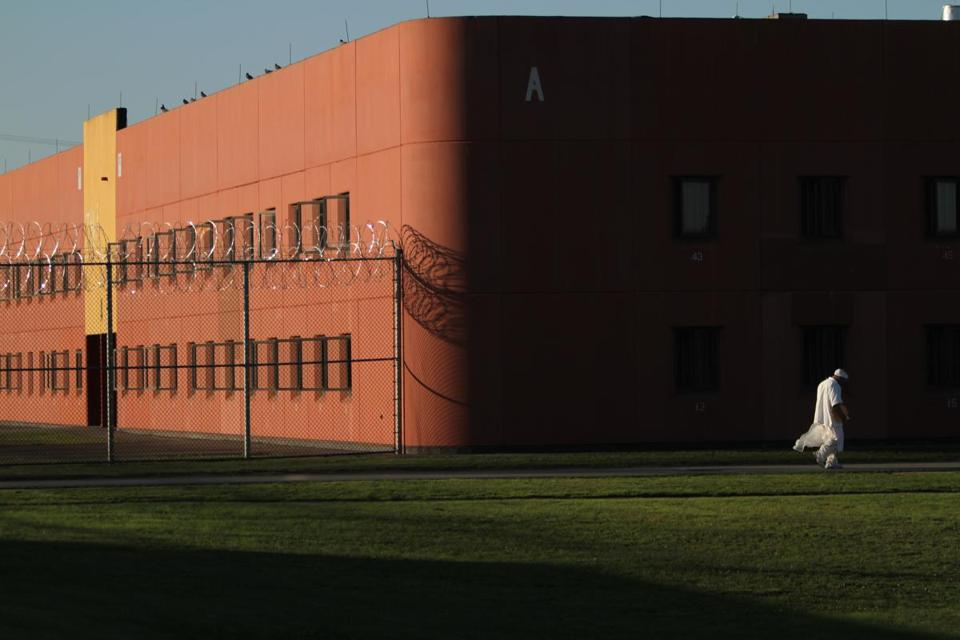 MCI-Shirley, a combined medium and minimum security prison in Massachusetts.