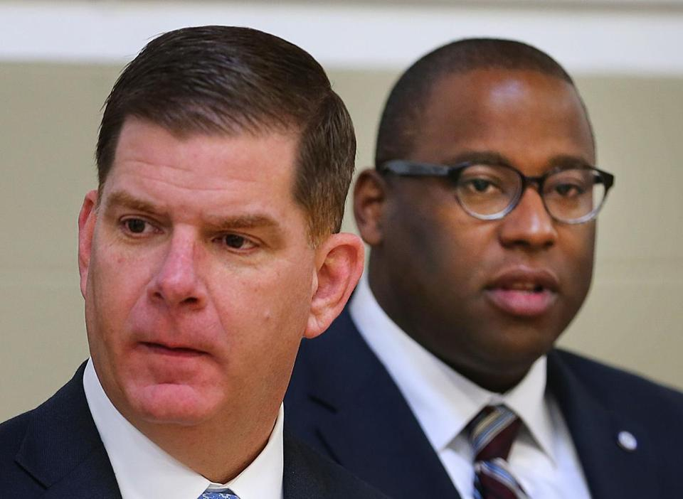 Mayor Martin J. Walsh and challenger Tito Jackson will discuss their campaigns before live audiences at UMass Boston next week.