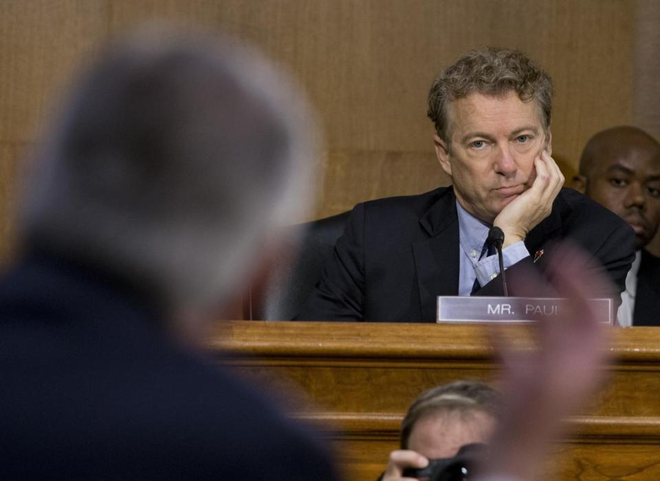 Rand Paul says he's drafting a measure to replace ...