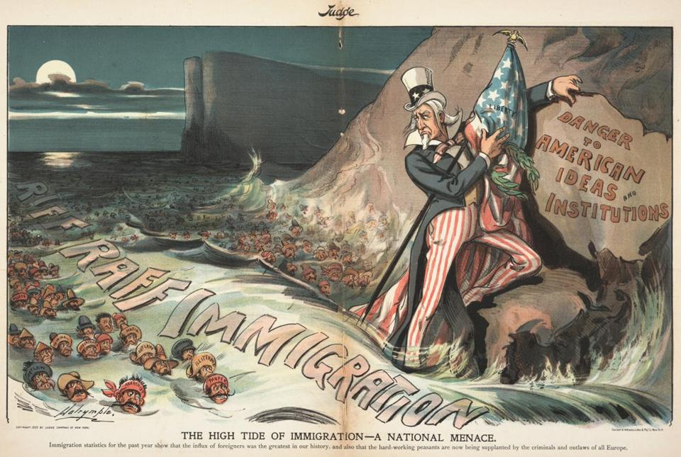 the factors that led to the americans crumbling as a nation in the 1800s The success of the united states in the war, along with the nation's enormous land gain resulting from the 1803 louisiana purchase, boosted american self-confidence and encouraged the spirit of westward expansionism that would come to define the 19th century.