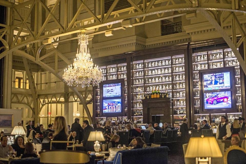 Inside The Trump International Hotel In Washington D C