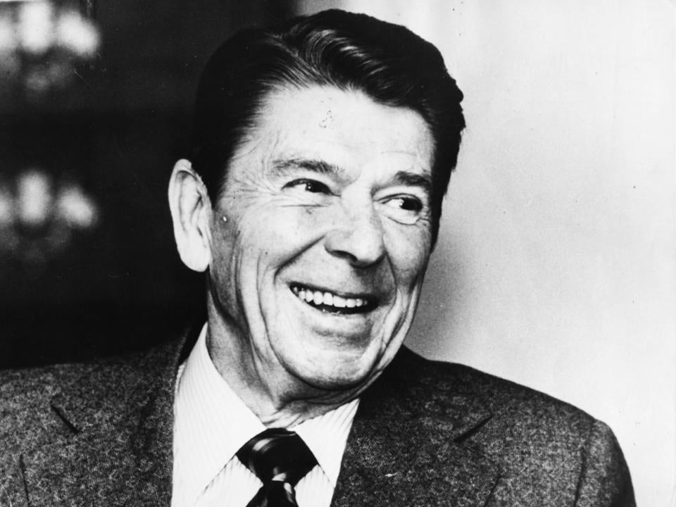 Trump Could Learn A Lot From Ronald Reagan The Boston Globe