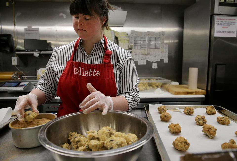 "Collette Divitto, owner of Collettey's Cookies, has 60,000 orders for what she calls her ""Amazing Cookie."""