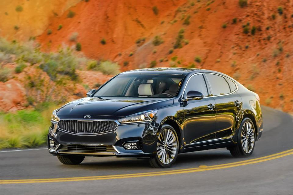 U0027Affordable Luxuryu0027 Gets Real With KIAu0027s Cadenza   The Boston Globe