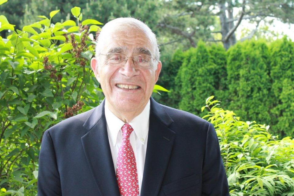 27academy - Arthur J. Epstein, who donated $5 million to the school. (Cohen Hillel Academy)