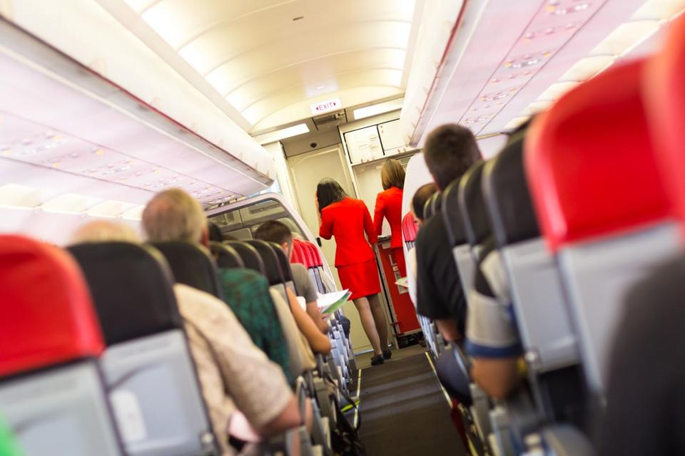 Flight attendants say social media is both a positive and negative tool.