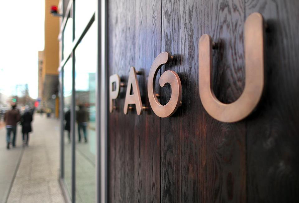 As a first-time business owner, Tracy Chang paid $230,000 in 2015 for a license for her Pagu restaurant on Massachusetts Avenue.