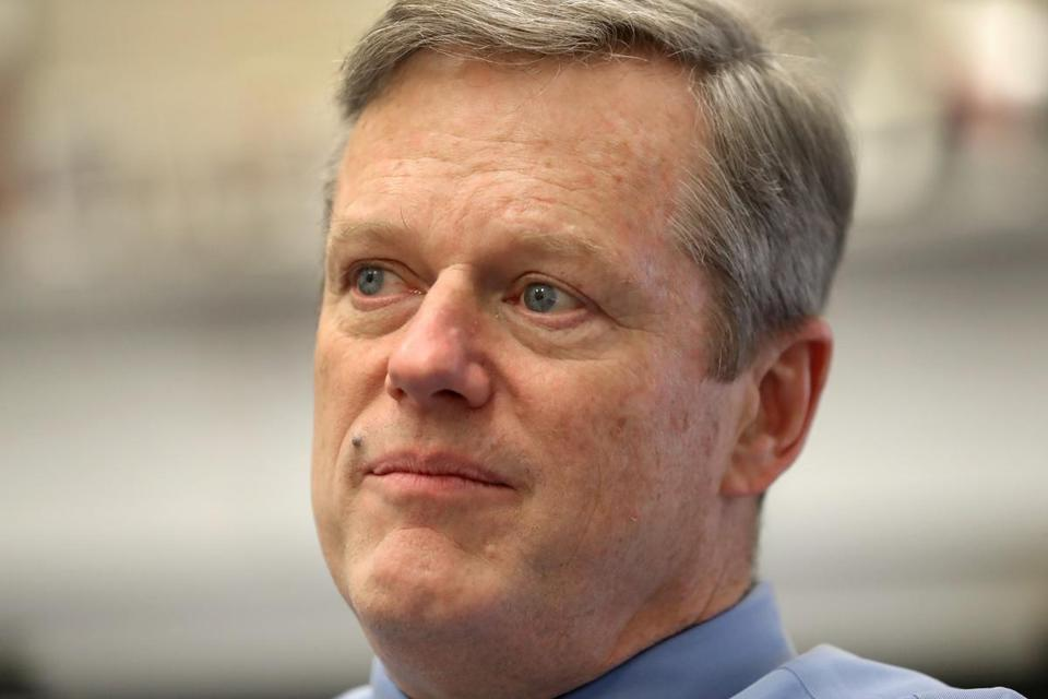 Governor Charlie Baker, a Republican who took office in January 2015, has taken steps to rein in state spending and help close budget gaps.