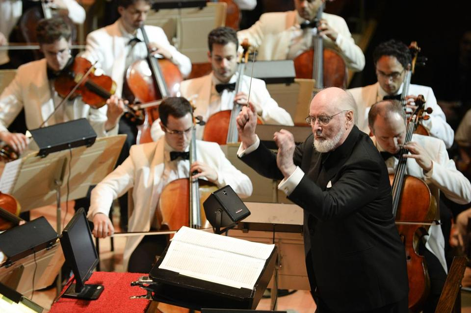 The Boston Pops' spring schedule will double as a prolonged paean to the illustrious body of work of composer and conductor John Williams.