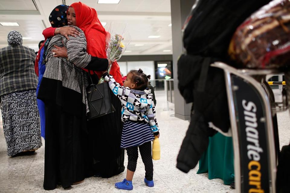 Justice Department Urges Appeals Court To Reinstate Trump S Travel Ban