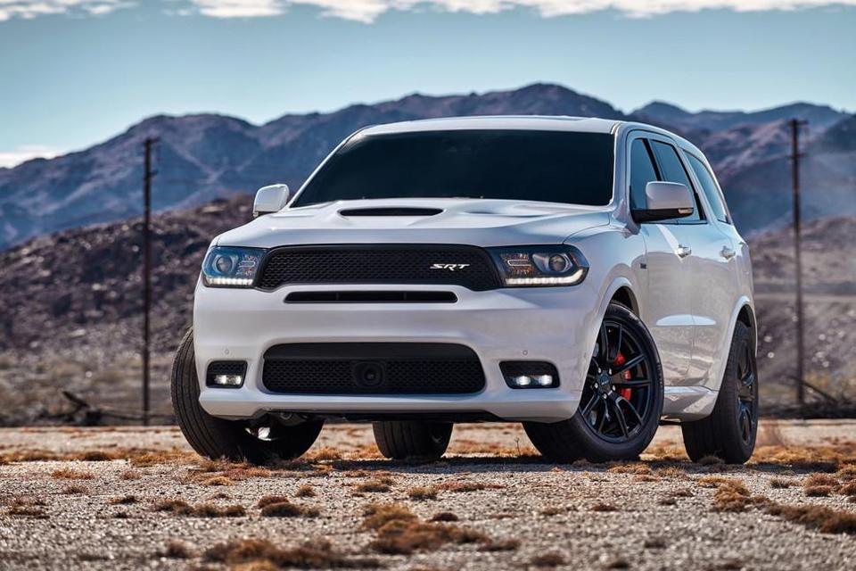 Fiat Chrysler Reas Another Hot Rod Suv