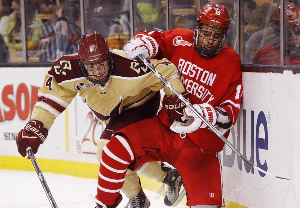 Hockey East: BC Is In The Driver's Seat In Hockey East
